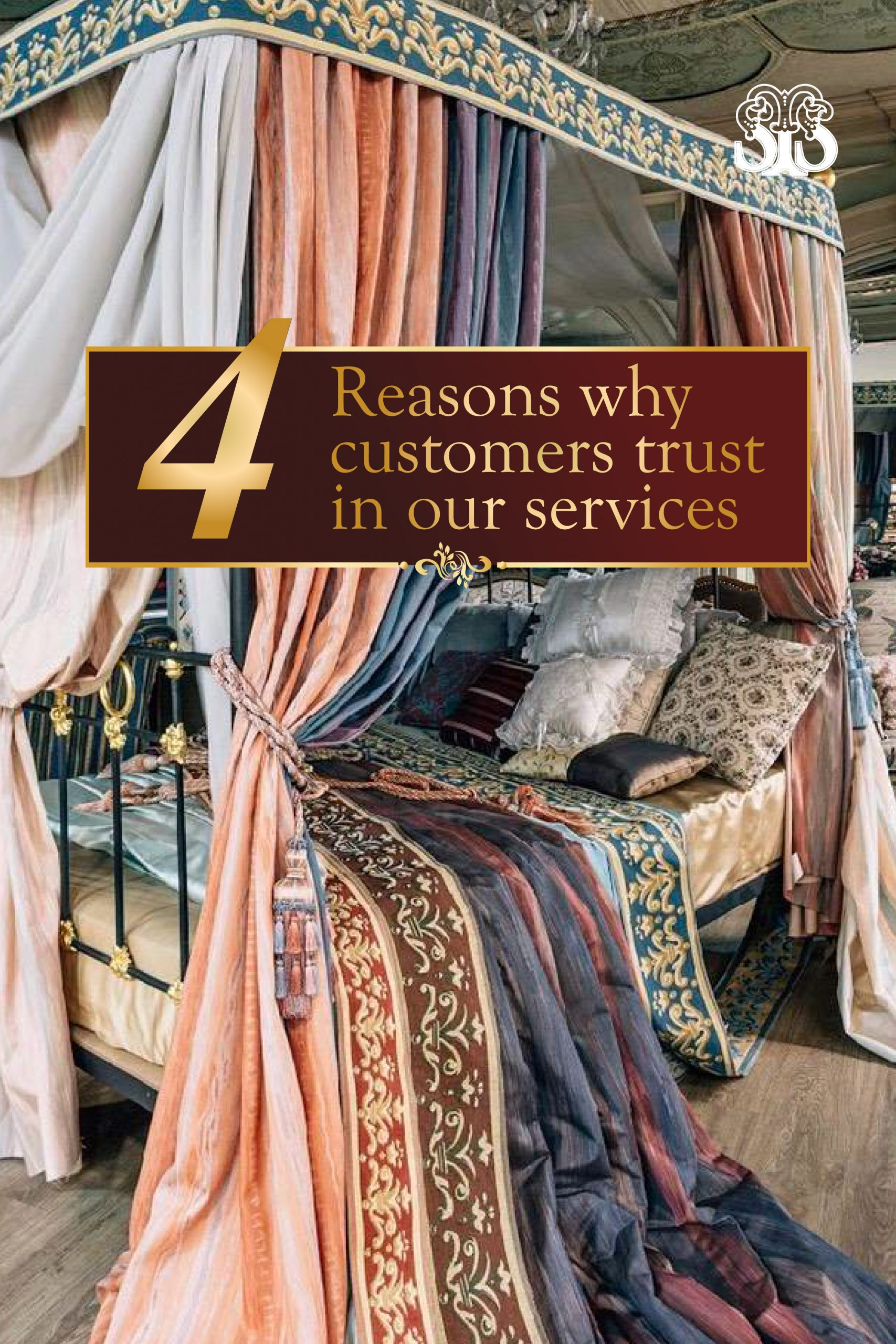 """4 Reasons why customers trust in """"Siangthai & Sons"""""""
